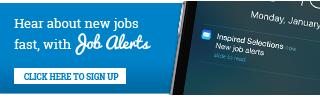 set up job alerts