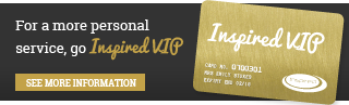 become inspired VIP